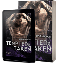 Buchcover von:  Tempted & Taken