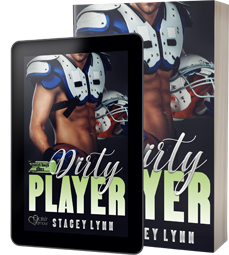 Buchcover von:  Dirty Player