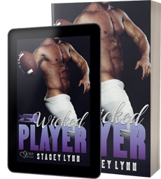 Buchcover von:  Wicked Player