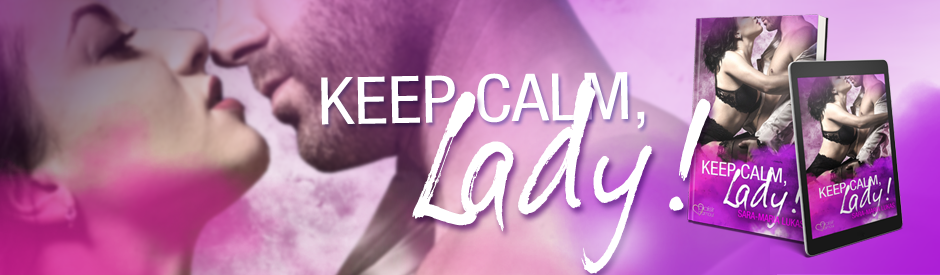 Keep calm, Lady!